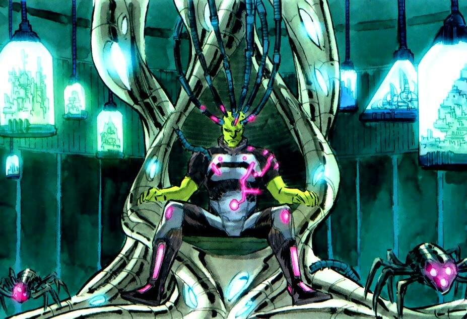Brainiac comics