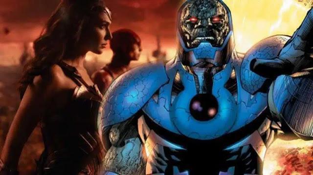 Darkseid no Snyder Cut