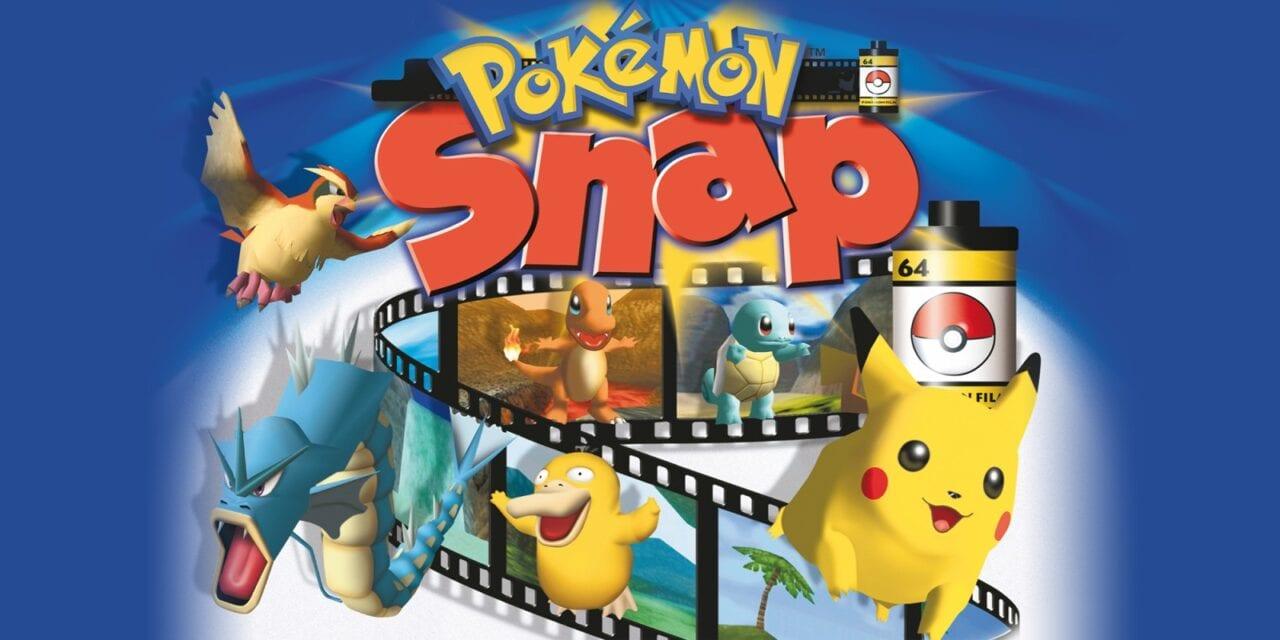 pokemon snap n64