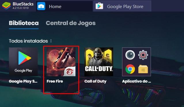 Emulador free fire pc fraco