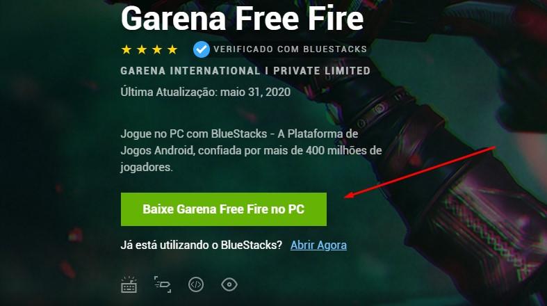 Emulador free fire pc fraco 2020
