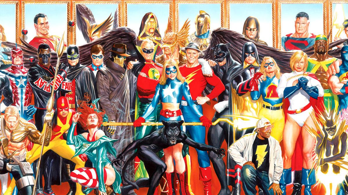 Sociedade da Justiça Imagem