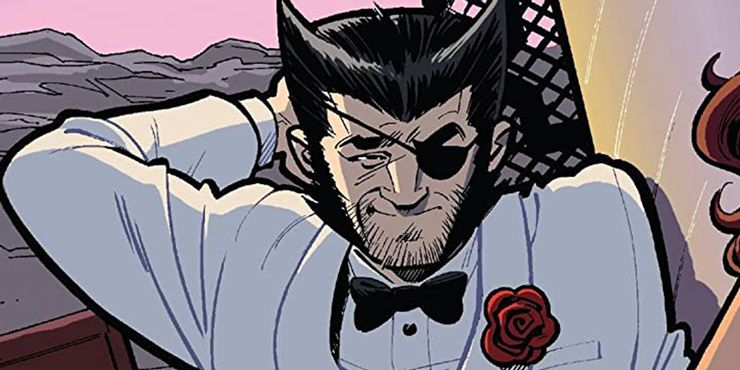 Wolverine-Patch
